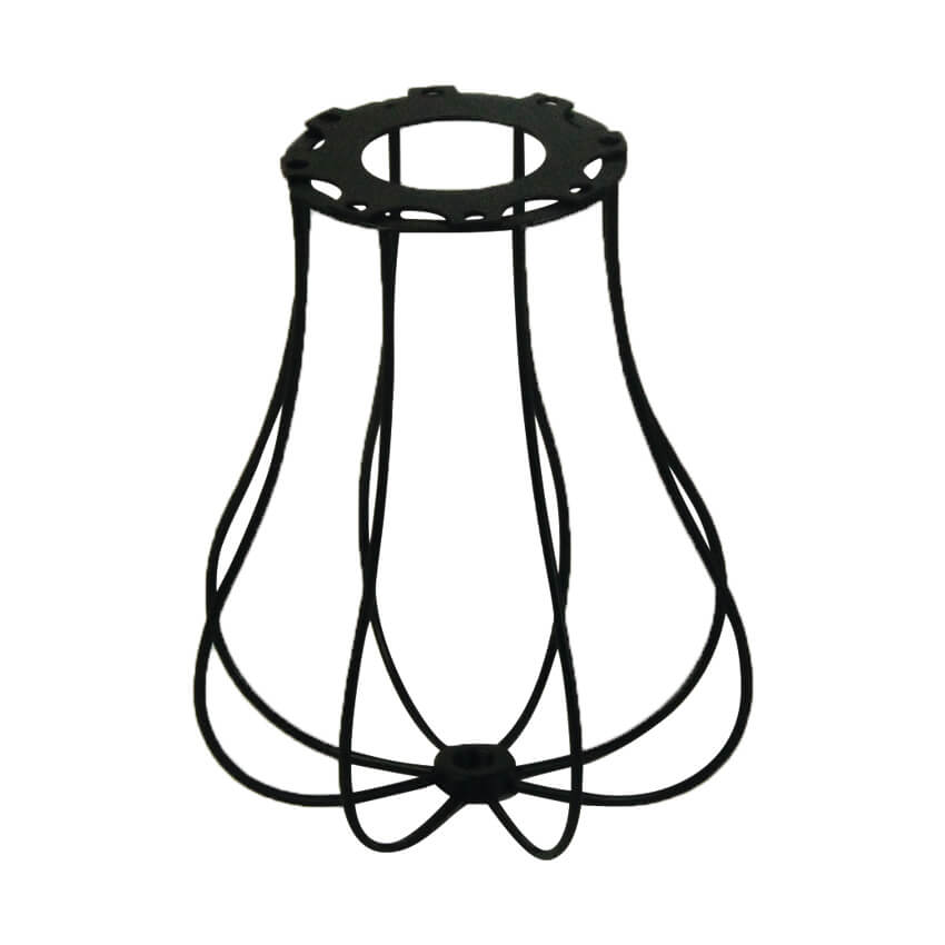 Bulb holder wire cages elestor lighting dswl 023 greentooth